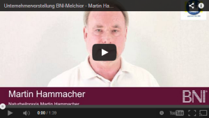 Martin Hammacher BNI